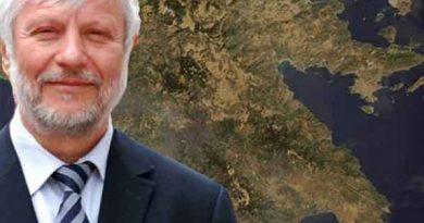Πέτρος Τατούλης: «τροχοπέδη στην Περιφερειακή Διακυβέρνηση ο ρόλος των Χωρικών Αντιπεριφερειαρχών»