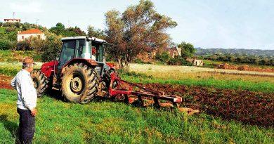 5η τροποποίηση πρόσκλησης προς Νέους Αγρότες.