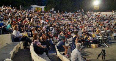 «Το μεγάλο ταξίδι» άνοιξε το πολιτιστικό καλοκαίρι στο Σαϊνοπούλειο αμφιθέατρο.