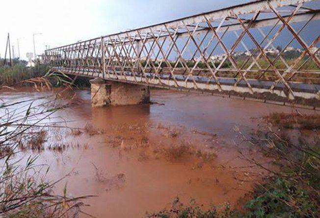 Θετική εξέλιξη από το Υπουργείο Υποδομών οι προκαταρτικές μελέτες για την παράκαμψη Σκάλας & Βλαχιώτη με την κατασκευή νέας γέφυρας του Ευρώτα