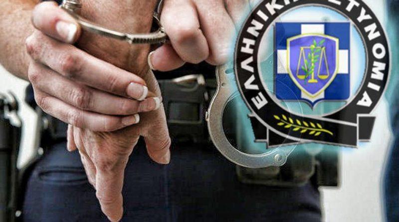 Συλλήψεις για κλοπές.