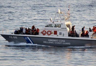 Στους 16 φτάνουν οι νεκροί μετανάστες από τη βύθιση σκάφους ΝΑ του Αγαθονησίου