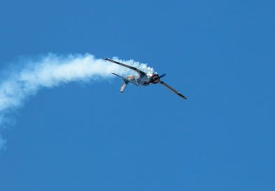 Πτώση αεροσκάφους θανάσιμος τραυματισμός ατόμων.