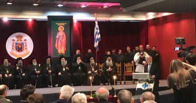 Πέτρος Τατούλης: «Η σχέση Ορθοδοξίας Ρώσων και Ελλήνων παραμένει δυνατή στο βάθος του χρόνου».