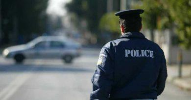 Σύλληψη ανηλίκου σε κοινότητα του Δήμου Σπάρτης