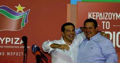 Το Μακεδονικό «βουλιάζει» ΣΥΡΙΖΑ και ΑΝΕΛ – Ανησυχία για τα επεισόδια.