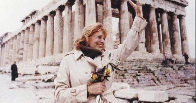 Σαν σήμερα 18 Οκτωβρίου – γεννιέται η Μελίνα Μερκούρη
