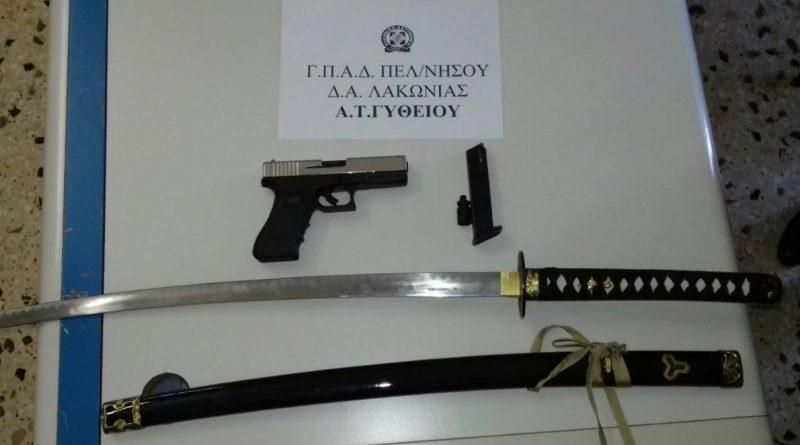 Ευρείες αστυνομικές επιχειρήσεις για την αντιμετώπιση της εγκληματικότητας στην Περιφέρεια Πελοποννήσου.