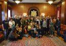 Οικουμενικός Πατριάρχης προς φοιτητές από την Ελλάδα: «Εύχομαι να βρείτε καλές δουλειές και να μην ξενιτευτείτε  όπως άλλοι επιστήμονες»