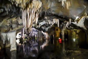 Διρός Μάνη. Το εκπληκτικό σπήλαιο της Λακωνίας.