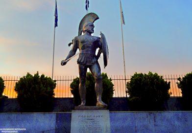 Σπάρτη – Η πόλη των Ηρώων.