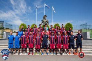 Η επίσημη φωτογράφιση για τη σεζόν 2016-2017