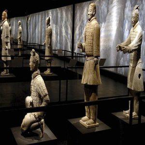 Ανακαλύφθηκε στην Κίνα ο «στρατός από τερακότα»
