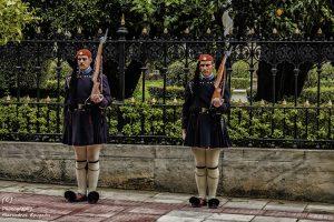 Προεδρικοί Φρουρά.