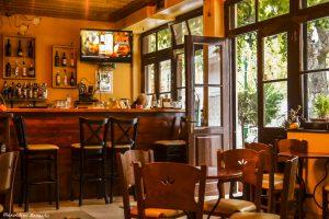 Παραδοσιακό καφενείο.
