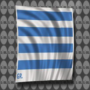Τα Lidl Έβγαλαν τον Σταυρό από την Ελληνική σημαία.