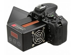 Nikon D5500a Cooled, μία ειδικά τροποποιημένη μηχανή για αστροφωτογραφία