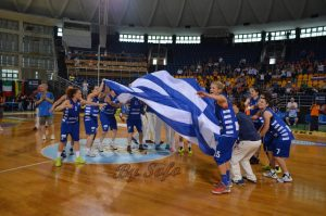Εθνική ομάδα Κωφών Γυναικών Πρωταθλήτρια Ευρώπης στο Μπάσκετ.