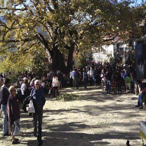13η Γιορτή του Κάστανου στην Άρνα