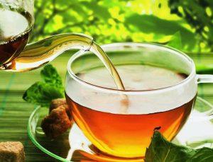 Τσάι αντί για καφέ για πρωινό.