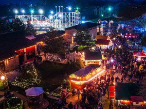 Χριστουγεννιάτικα θεματικά πάρκα.