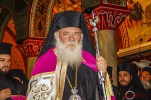 Επιχείρηση κατευνασμού των κληρικών από τον Αρχιεπίσκοπο