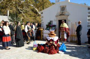 Εκδηλώσεις τιμής και μνήμης των πεσόντων Μανιατών στον απελευθερωτικό αγώνα της Κρήτης