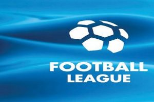 Football League. Α.Ε. ΣΠΑΡΤΗ – ΑΙΓΙΝΙΑΚΟΣ.
