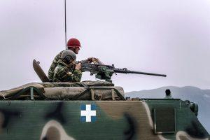 Σε ετοιμότητα ο Ελληνικός Στρατός στα σύνορα με την Αλβανία. 'Έπεσαν πραγματικά πυρά , τι συμβαίνει;