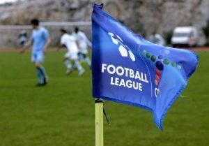 Αποτελέσματα Football League 8 αγωνιστική.