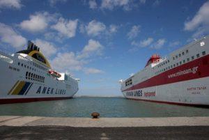 Λύνονται άμεσα οι κάβοι στα λιμάνια της χώρας.