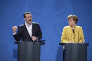 Στην Γερμανία Ο πρωθυπουργός για «να λυθεί η παρεξήγηση».