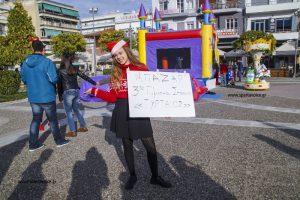 Χριστουγεννιάτικο Bazaar από τα Δημοτικά – Γυμνάσια Σπάρτης.