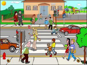 Υποχρεωτικά μαθήματα κυκλοφοριακής αγωγής και οδικής ασφάλειας σε όλα τα σχολεία.
