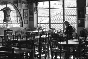Στο καφενείο…