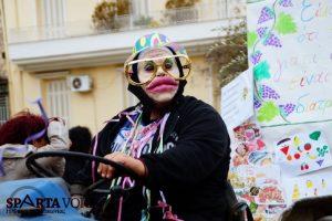"""Το Καρναβάλι της Σπάρτης """"Maskarata 2017"""""""