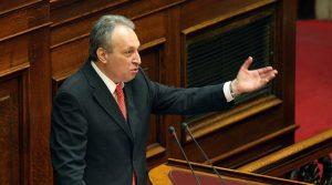 Έφυγε ξαφνικά ο πρώην Υπουργός. Β.Μπασιάκος.