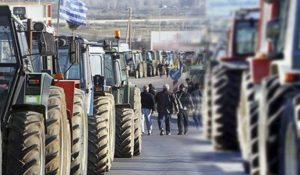 Οι αγρότες ετοιμάζονται να κλείσουν το τελωνείο Κρυσταλλοπηγής.