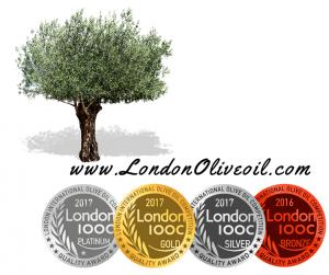 Διαγωνισμός Ελληνικού ελαιολάδου στο Λονδίνο «LONDON IOOC 2017».
