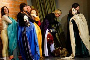 Το Μουσείο Ελιάς και Ελληνικού Λαδιού Σπάρτης παρουσίασε την θεατρική παράσταση «Η Πούλια και ο Αυγερινός».