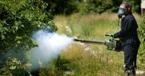 Ψεκασμοί στην Περιφέρεια Πελοποννήσου για τα κουνούπια.