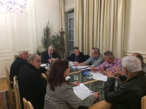 Συνεργασία Περιφέρειας Πελοποννήσου – ΦΟΔΣΑ για την υλοποίηση του έργου της ολοκληρωμένης διαχείρισης των απορριμμάτων.