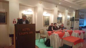 Σε εκδήλωση για την  Τοπική Αυτοδιοίκηση – Καλλικράτη ο ΓΓ του Υπουργείου Εσωτερικών Κώστας Πουλάκης