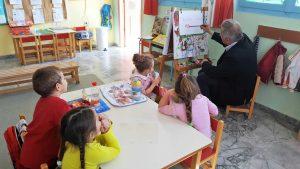 Με επιτυχία ολοκληρώθηκε το Πρόγραμμα Αγωγής Υγείας  «Υγιεινή Διατροφή και Στοματική Υγεία»  σε Δημοτικά Σχολεία της Μάνης