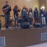 Μια μουσική συνεργασία. Μουσικό Σχολείο Αλίμου και Σπάρτης μαζί.