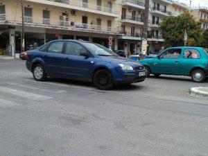 Σπάρτη η μοναδική πόλη στην Ελλάδα που δεν έχει πρόβλημα με το πάρκινγκ.