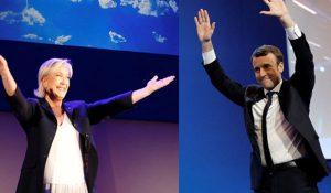 Στη Γαλλία Μάχη Μακρόν – Λεπέν για την Προεδρία