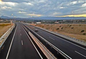 Διακοπή κυκλοφορίας οχημάτων στον Νέο Αυτοκινητόδρομο Αθηνών- Κορίνθου- Πατρών