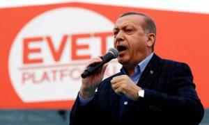 Δημοψήφισμα Τουρκίας. Οριακή νίκη του Ναι.