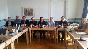 Συνάντηση εργασίας των ΚΕΚ της Περιφέρειας Πελοποννήσου .